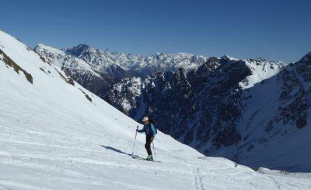 Ski de randonnée Mont Flassin