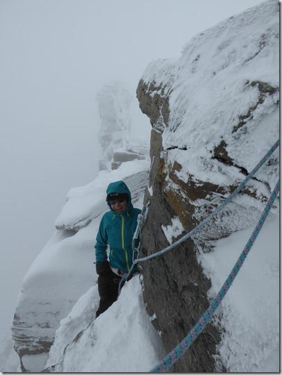 passage délicat neige