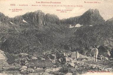Vallée de la Glaire