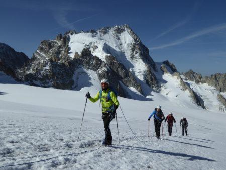 L'alpinisme dans ma vallée