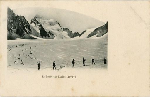 La Barre des Ecrins 4103m