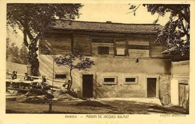 Maison Jacques Balmat