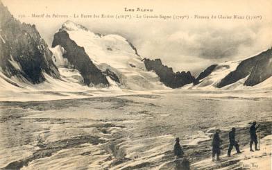 Plateau du Glacier Blanc