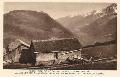Chalet de Bellevue