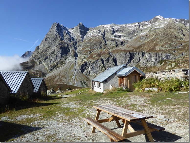 15 Chalets et panorama