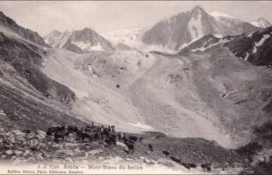Mont-Blanc du Seilon