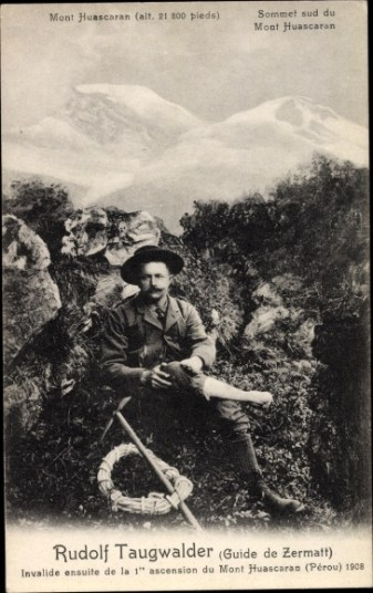 Rudolf Taugwalder