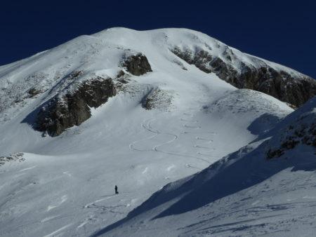 Tardevant et Ambrevetta en ski de randonnée