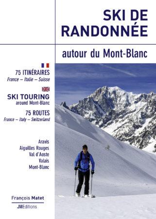 Topoguide SKI DE RANDONNEE autour du Mont-Blanc