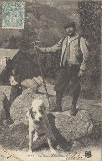 Guide et son chien