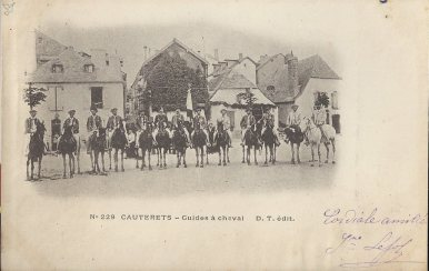 Guides à cheval