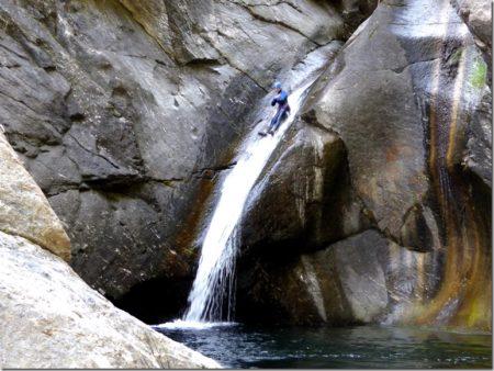 Canyon de Chalamy
