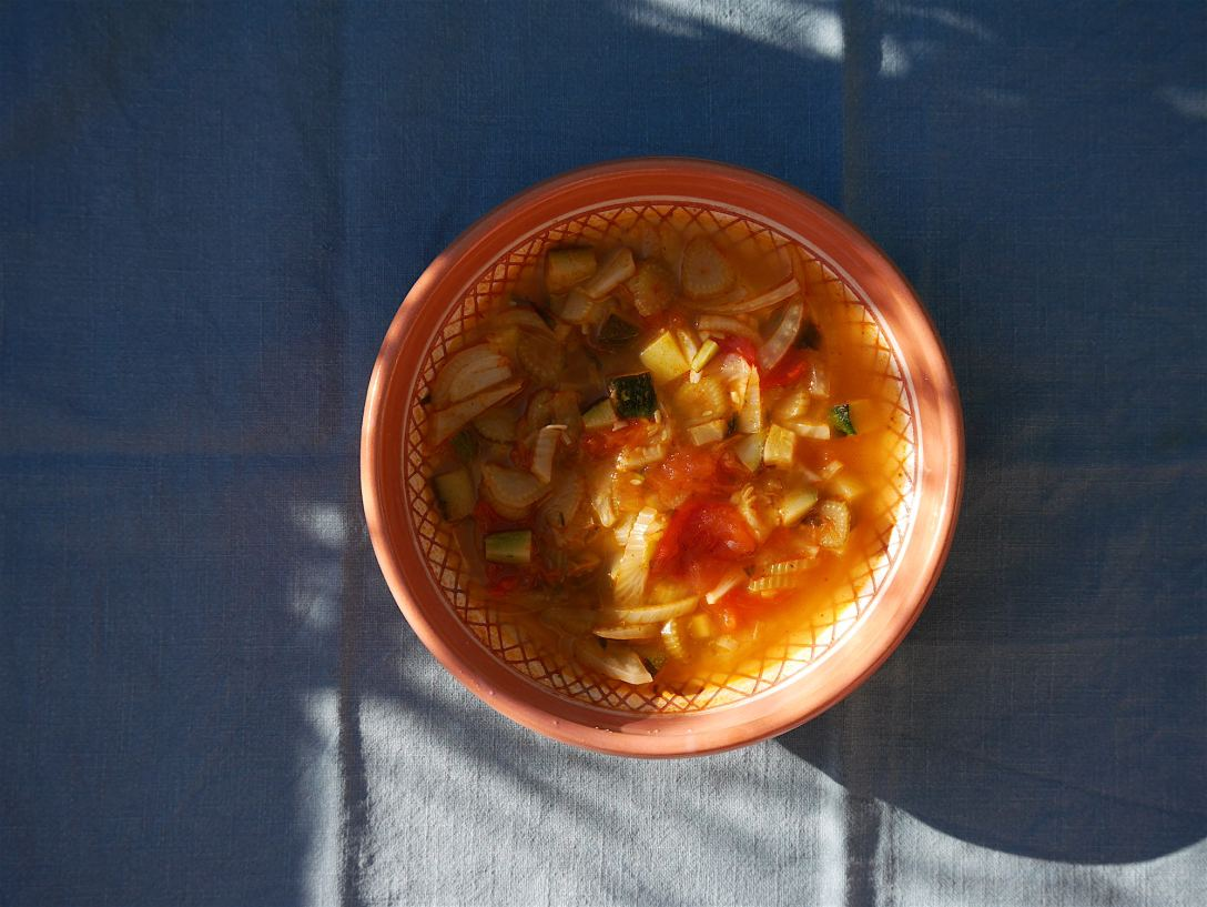 Fenchelsuppe, ©montagssuppe