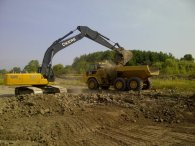 Moving Dirt-Solar Farm