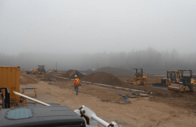 Watermain Installation