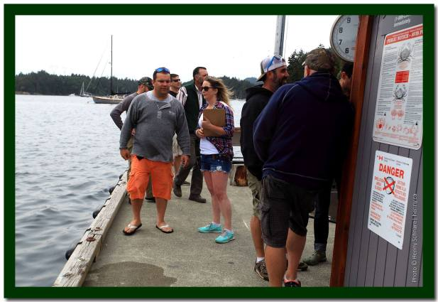 2016 Galiano Salmon Classic - Photo by: Henny Schnare
