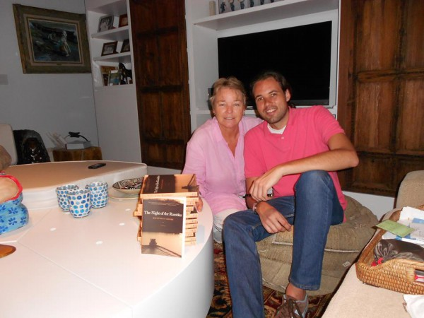 The Night of the Rambler in Las Esquinas B&B