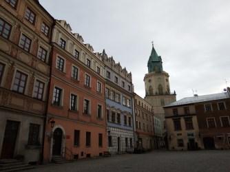 Rynek in Lublin