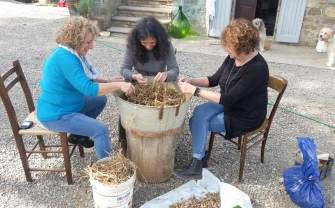 cook in tuscany by an authentic italian family