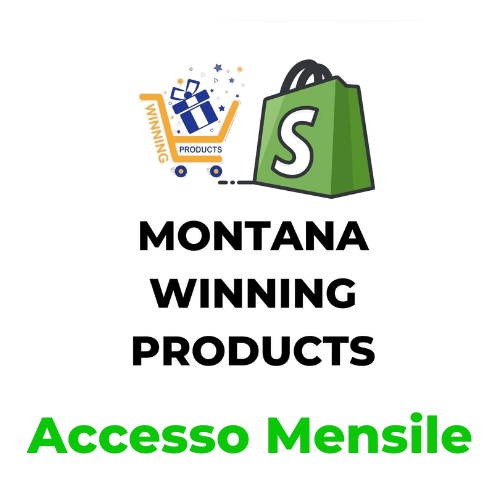 Montana Winning Products (Accesso Mensile)