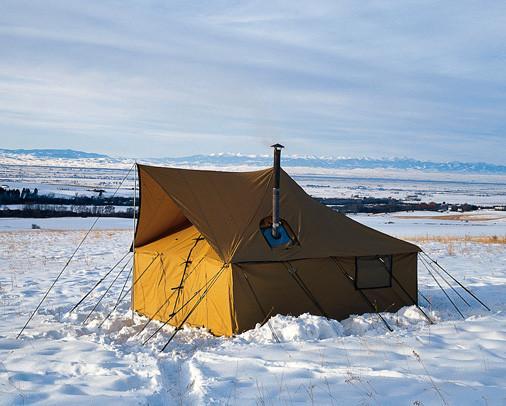 Spike Tents  Montana Canvas