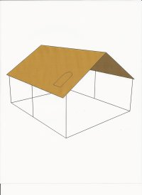 Wall Tent Fly  Montana Canvas