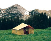 Spike Tents  Montana Canvas