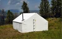 Canvas Wall Tents | Canvas Wall Tents Montana - Montana Canvas