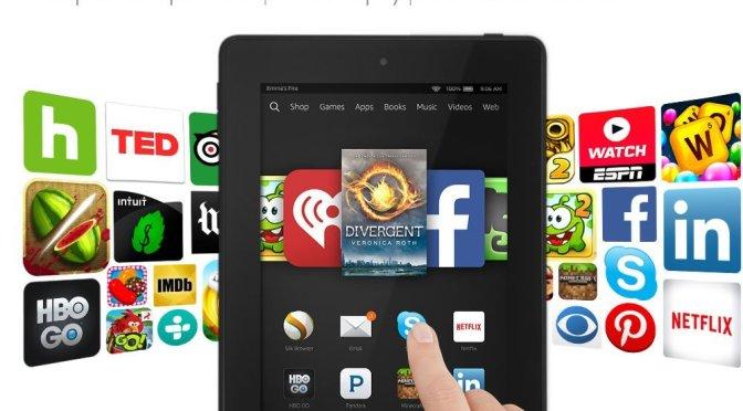 Win A Kindle Fire HD 7