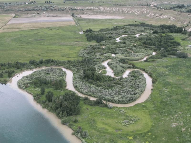 flathead irrigation cskt water compact