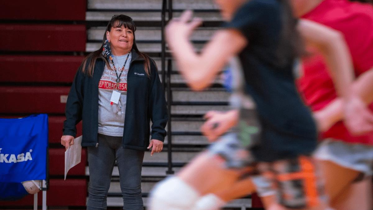 Rural teachers Poplar Montana