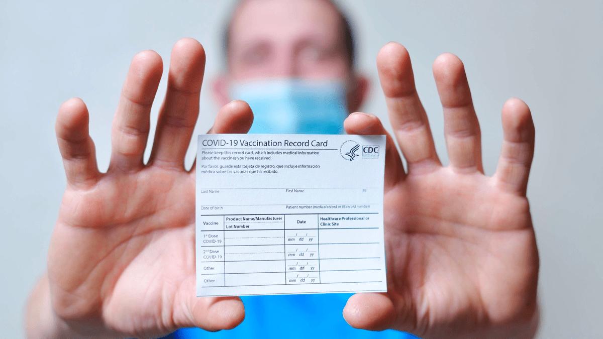 covid vaccination vaccine card