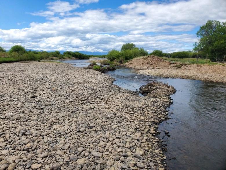 Big Hole River Montana drought