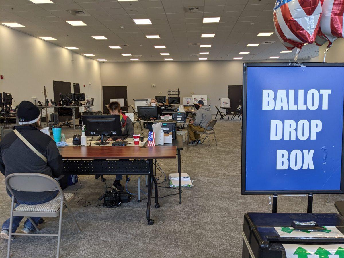 Missoula County Election Center