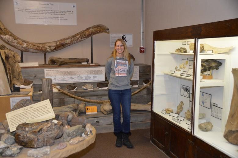 Sabre Moore Carter County Museum Montana