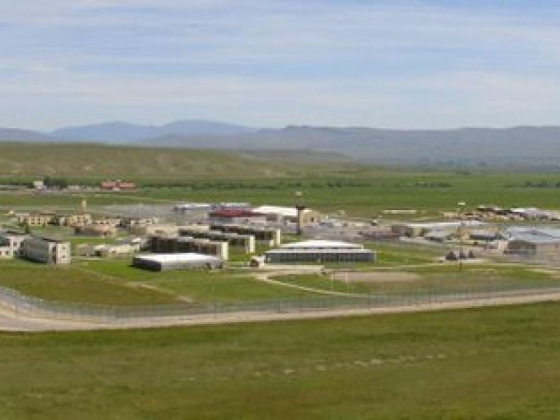 Montana State Prison Deer Lodge
