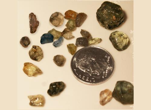 montana sapphire precious gems