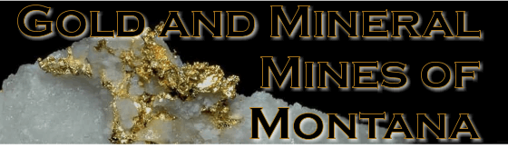 Gold and Mineral Mines of Montana