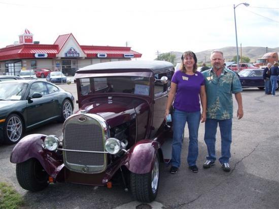 "Kruz for Kids – ""Bonnie & Clyde"" event organizers"