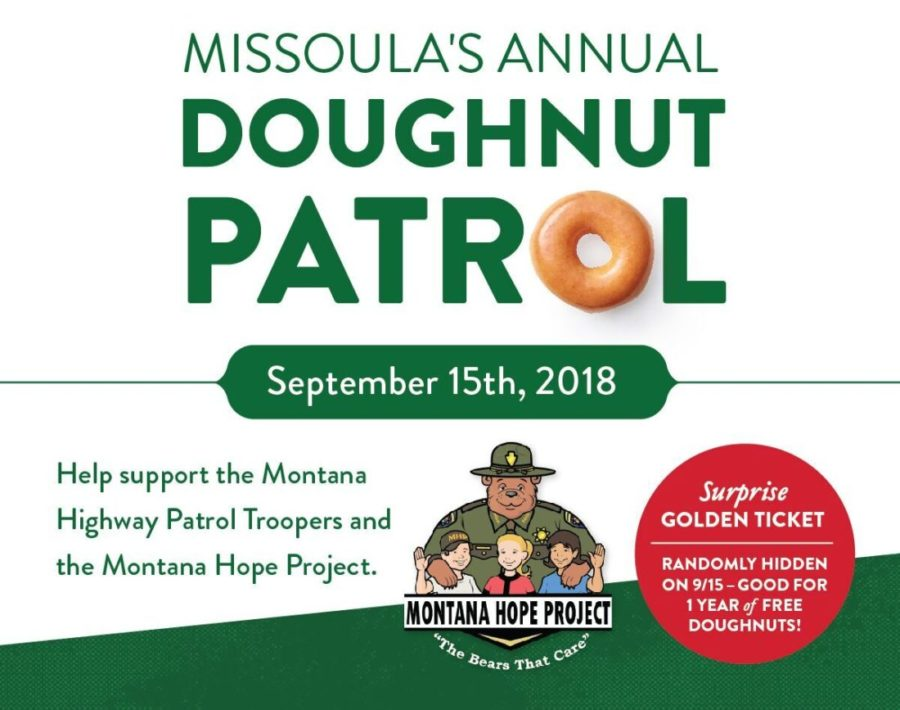 Doughnut Patrol- Missoula, MT