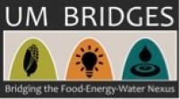 UM Bridge text logo