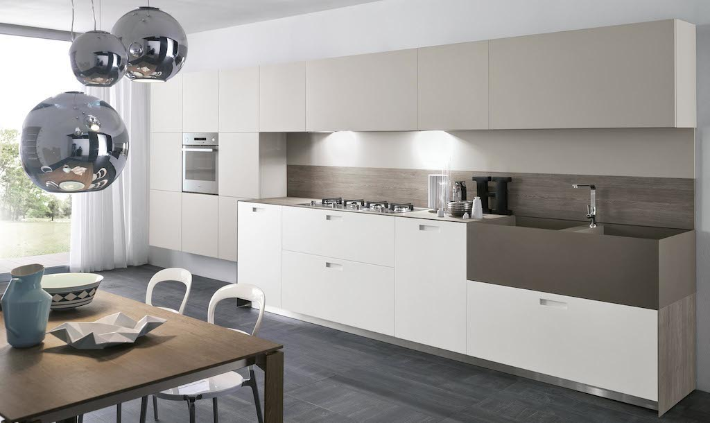 aster cucine italian kitchens atelier design white