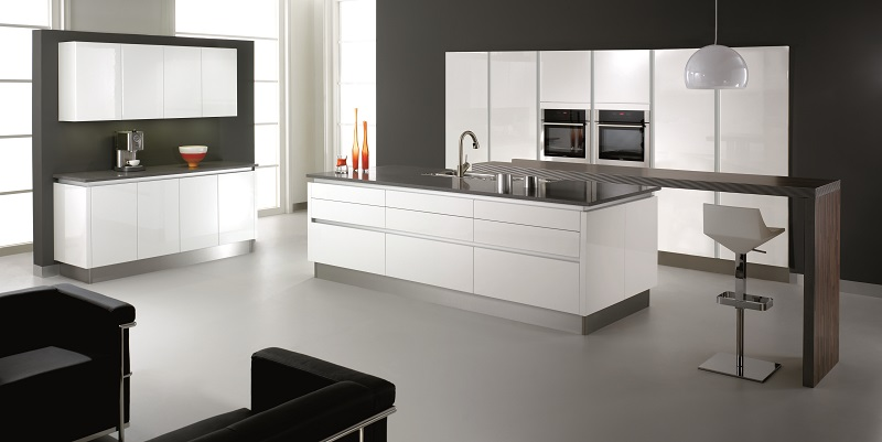 Handleless Kitchens  Sleek Kitchen Doors  Montana Kitchens