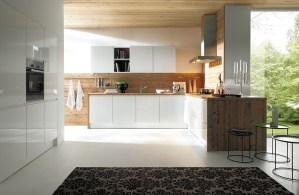 handleless kitchen, schuller kitchens, alea