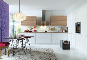 luxury fitted kitchens east london, schuller modern kitchen