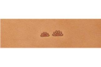 barry king borders, petal border stamps, petal border tools