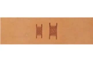 barry king basket stamps, braid basket stamp tool