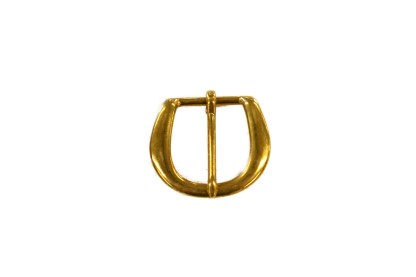 heel buckle, brass buckle, swedge buckle, brass hardware