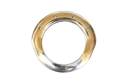 rigging ring, stainless steel hardware, saddlery hardware