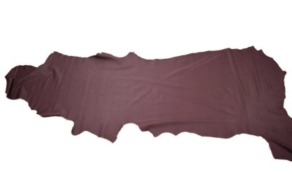 maroon leather, burgundy leather, maroon chrome tan leather, burgundy chrome tan leather